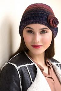 Women's Rosette Hat